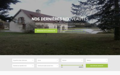 Agence immobilière Pollet située en région Centre