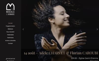 Les Musicales Normandie, festival de musique