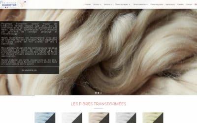 Peignage Dumortier industrie textile luxe